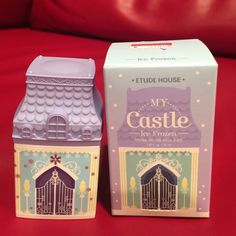 Elude House Hand Cream Brand new cute Castle packaging hand cream. Etude House Makeup