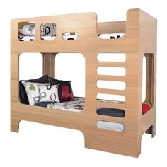 Lilly & Lolly Furniture - Scoop Bunk Bed by Lilly & Lolly.