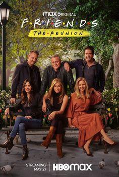 Watch the Trailer For the Friends Reunion | POPSUGAR Entertainment Friends Tv Show, Tv: Friends, Serie Friends, Friends Scenes, Friends Episodes, Friends Cast, Friends Moments, Friends Forever, David Crane