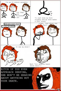 Page 5 - Rage Comics - Ragestache Funny Troll, A Funny, Funny Shit, Funny Stuff, Funny Memes, Jokes, Derp Comics, Rage Comics, Funny Comics