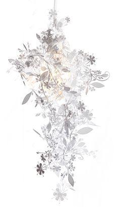 Garland light, designed by Studio Tord Boontje