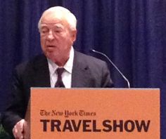 The experts at The New York Times Travel Show, including Arthur and Pauline Frommer and two Times' travel journalists, offered this advice about how to save and where to this year.