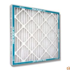 2-Case Glasfloss Industries ABP20255M112PK Z-Line Series 500 AB MERV 11 Air Cleaner Replacement Filter Option