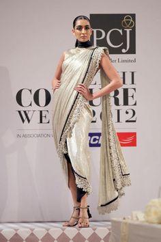 Delhi Couture Week 2012: Anamika Khanna