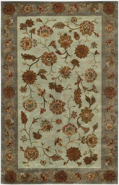 Dexter is a Williamsburg-inspired rug collection based on an 18th century wall covering from their private archives, these outstanding works of art are knotted by hand in India by one of the most renowned manufacturers in the business.