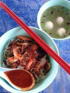 Yu kiaw, only found in Malacca.