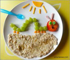 Sugar and Spice: The Latest Creative Kid Snacks