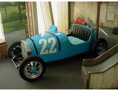 Vintage Car kid room