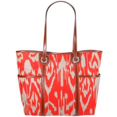 The Style Files: The Look For Less: Ikat Tote