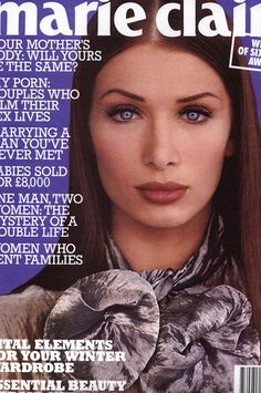 Angelika Kallio Cover Magazine
