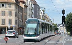 Alstom Citadis 403 n°2032 CTS Pont de Saverne - Florian Fèvre - Tramway de Strasbourg — Wikipédia