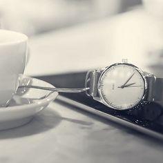 Miró Watches — Creme Face Nature Strap