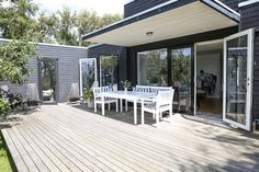 Airbnb Denmark: Beach house at the sea