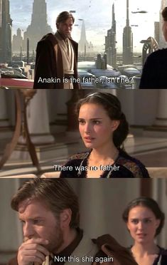 Obi Wan knows what's up