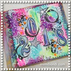 Happy new year!! May it be a super creative one Mimi Bondi - mimibondi.com