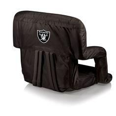 Oakland Raiders Ventura Recreational Stadium Seat