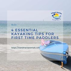 Kayaking is one of the most fun water activities that allow you to exercise while sightseeing! That's right. Although it might seem like a challenge for beginners, there are plenty of ways you can make kayaking less complicated. Kayaking does require a bit of skill, but with agility, strength, and a few beginner tips, you're sure to have a great time! #KayakingTips #BeginnerKayakTips #FirstTimeKayaking Kayaking Tips, Kayak Rentals, Water Activities, First Time, Strength, Challenges, Exercise, Island, Fun