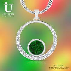 #Shopping for #Diamond #Pendants?  Visit top-rated #online #jewellery IskiUski!! Buy Now: http://goo.gl/Ovd1LX