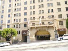 Renaissance San Francisco Stanford Court Hotel Entrance Nice