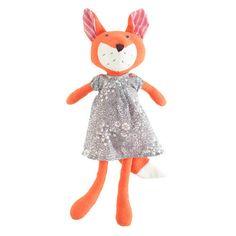 Miss Flora Fox Doll by Hazel Village