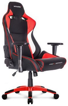 With The ProX Gaming Chair AK Racing Has Introduced A Larger Model In Their  Product Line Aimed At People Who Are After Optimal Comfort.