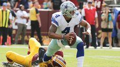 Dak Prescott playing well but Jerry Jones wants Tony Romo back ASAP