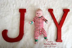 Image result for 4 month old christmas picture ideas