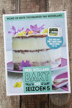 Review: Heel Holland bakt mee - seizoen 5 - HandmadeHelen