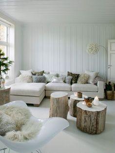 HART VOOR UW HUIS: is verkoopstyling je huis saai maken? Wel als je van felle kleuren houdt. Alles in één licht (naturel) kleurenpalet geeft rust en maakt je woning ruimer.