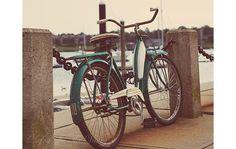 Bike Photograph, Ocean Photo, Fine Art Photography, Bicycle Print ...