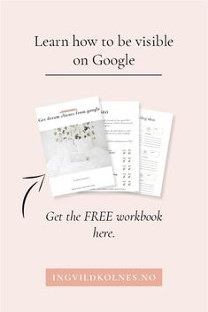 How awesome would it be if you could get clients through google?! You could fill your calendar, charge more and get those clients you actually love working with- just like I did.    If you want to learn how to show up on Google then this is for you!    #seo #weddingphotographer #marketingforphotographers Google Search Results, Get Educated, You Better Work, Blog Topics, Make More Money, Photography Business, Business Tips, Seo, Improve Yourself