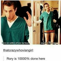 #rorywillams #doctorwho #dw