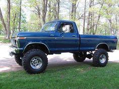 77 Ford Highboy