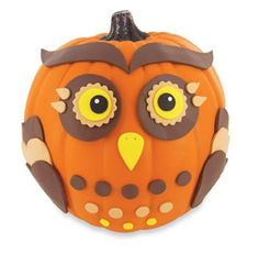 owl pumpkins - Google Search