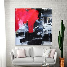 """Figure out more info on """"contemporary abstract art painting"""". Look into our internet site. Modern Art Movements, Contemporary Abstract Art, Watercolor Artists, Abstract Photography, Decoration, Inspiration, Design, Internet, Magenta"""