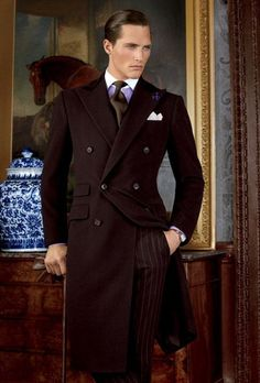 Dashing Examples of Men In Suits (9)