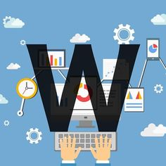 W is for Webmaster. Webmasters create manage and maintain websites Basically a webmaster is a jack of all trades when it comes to website management. - W est pour Webmaster. Les Webmasters créent gérent et maintiennent les sites Web ... Fondamentalement un webmaster est un touche-à-tout lorsqu'il s'agit de gestion de site Web. . . . #WebMaster #webdesign #maintenance #marketing101 #marketingtips #marketingfacts  #marketing #marketingideas #digitalmarketing #digitalmarketer  #agencylife… Ecommerce Seo, Competitor Analysis, Web Development, Internet Marketing, Digital Marketing, Web Design, Things To Come, Website, Instagram