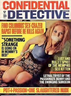 Sex crime detective