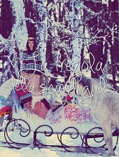 fregole.com #fregole #norwegian #knitwear #pattern #scandinavian #freepeople #horse