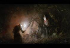 Quelaan,DS персонажи,Dark Souls,фэндомы,DS art,Chosen Undead