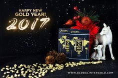 Merry Christmas and Happy Gold Year!  (c) Global InterGold