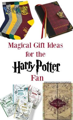 harry potter fan gift ideas