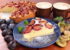 Готовим нежный миндально-сливовый пирог - tochka.net