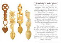 Welsh Love Spoons, Welsh Language, Welsh Gifts, Welsh Weddings, Saint David's Day, Cymru, My Roots, Celtic Art, Whittling