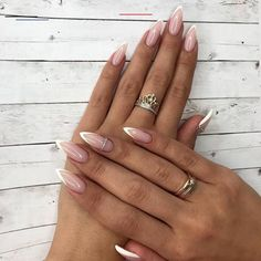 French Nails, French Manicure Nails, Nude Nails, French Stiletto Nails, Coffin Nails, Almond Nails French, French Pedicure, Bridal Nails French, Natural Stiletto Nails