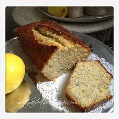 cake citron pavot cojean - recette facon COJEAN