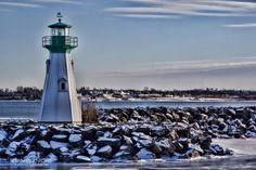 Lighthouse by Daniel Knight, via 500px