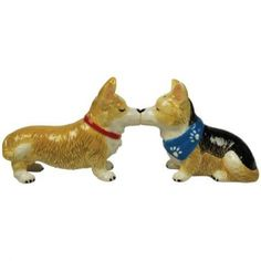 Corgi Dog Wedding Cake Topper Figurine $14.95