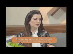 Unhas: manchas, ondulações e esfarelamento podem ser doença? Dermatologista Tatiana Gabbi explica - YouTube