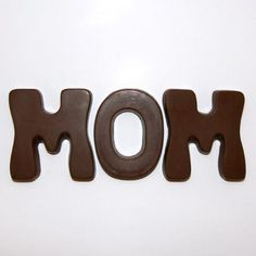Chocolate Mom  A great milk chocolate treat for a well-deserved Mom.